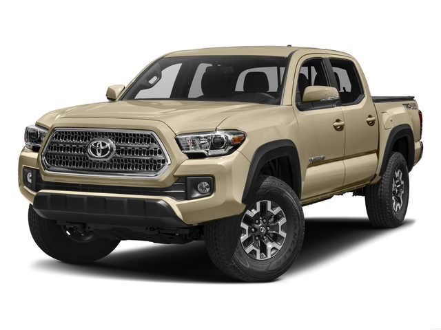 2018 toyota tacoma TRD Off Road Double Cab 5' Bed V6 4x2 AT (SE)