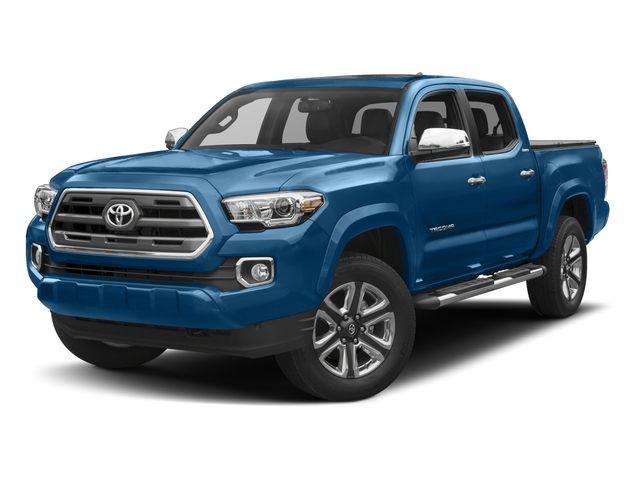 2018 toyota tacoma Limited Double Cab 5' Bed V6 4x2 AT (GS)
