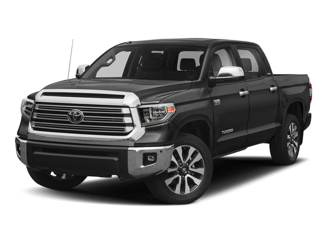 2018 toyota tundra 2wd Limited CrewMax 5.5' Bed 5.7L (GS)