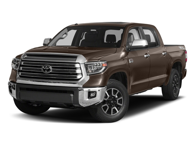 2018 toyota tundra 2wd 1794 Edition CrewMax 5.5' Bed 5.7L (GS)