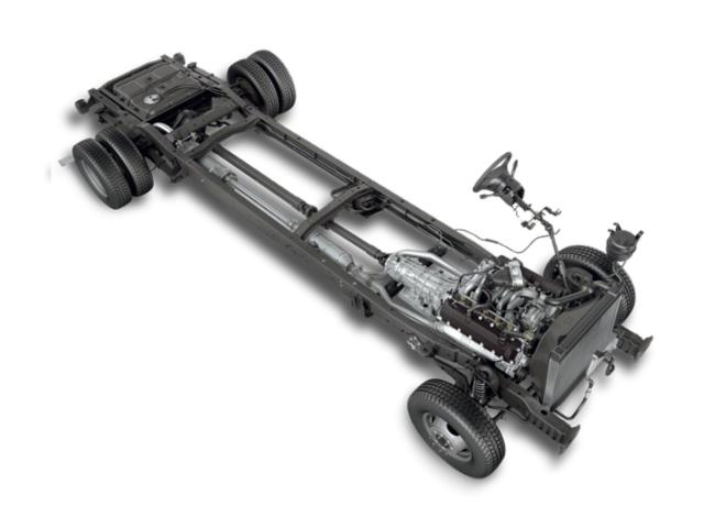2019 Ford E-Series Stripped Chassis