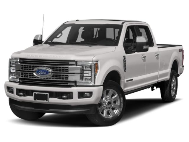 2019 Ford Super Duty F-350 SRW King Ranch