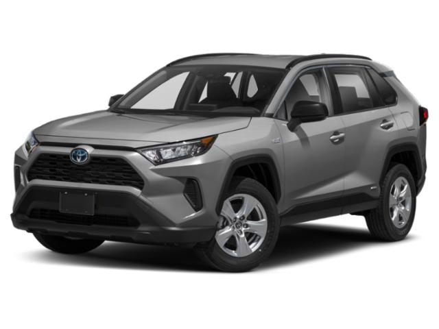 2019 toyota rav4 Hybrid LE AWD (SE)