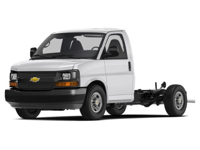 2020 chevrolet express commercial cutaway 4500 Van 159