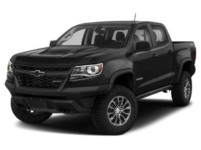 2020 General Motors Colorado 4WD Work Truck