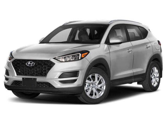 2020 hyundai tucson Luxury AWD