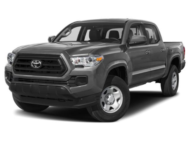 2020 Toyota Tacoma 4WD TRD Sport