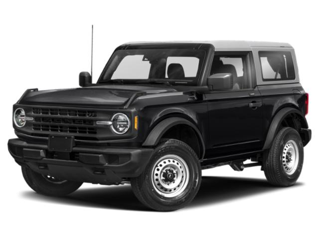 2021 ford bronco Base 4 Door Advanced 4x4