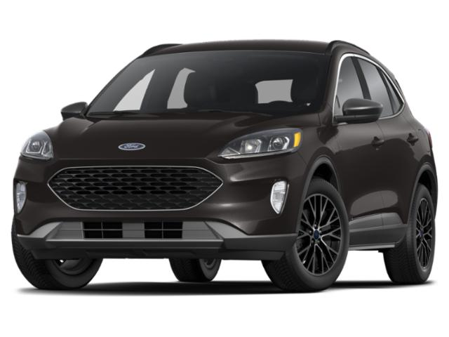 2021 ford escape Titanium Plug-In Hybrid FWD