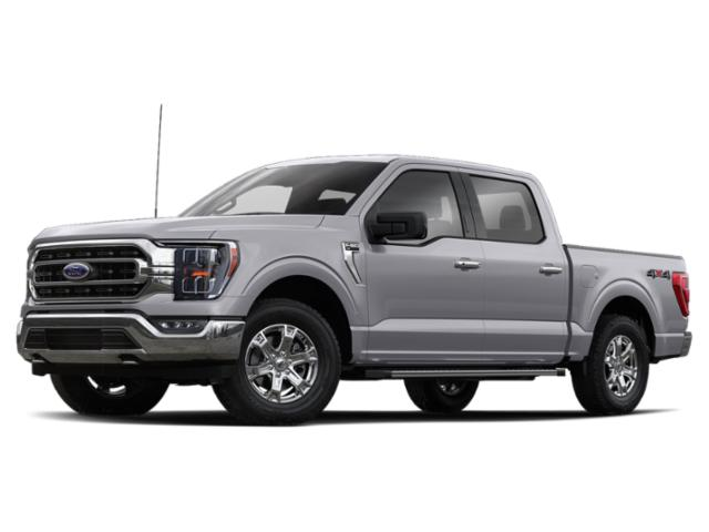 2021 ford f-150 XLT 2WD SuperCrew 5.5' Box