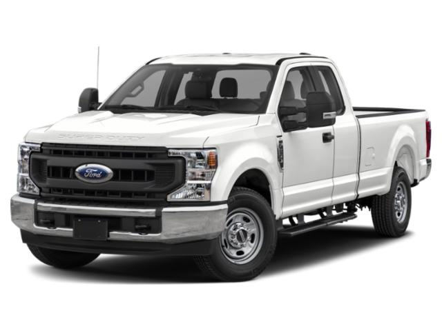 2021 ford super duty f-350 srw XLT 2WD Reg Cab 8' Box