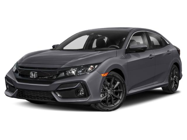 2021 honda civic hatchback EX CVT