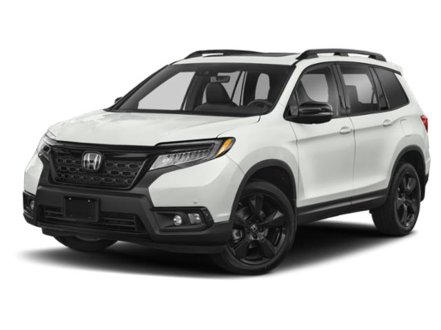 2021 honda passport Touring AWD