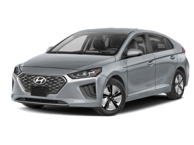 2021 hyundai ioniq hybrid Preferred Hatchback