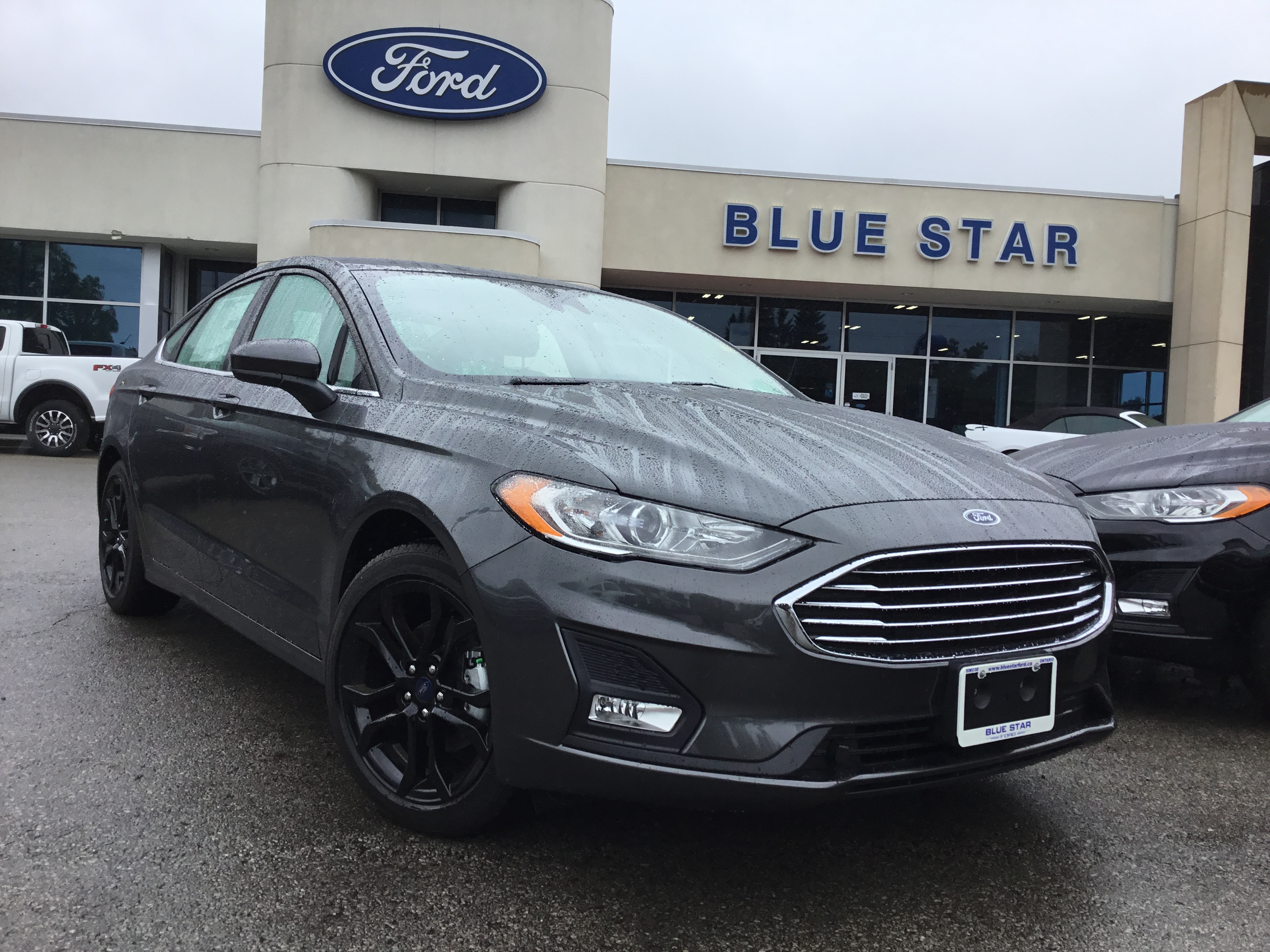 Ford Fusion 2020 Lease Price