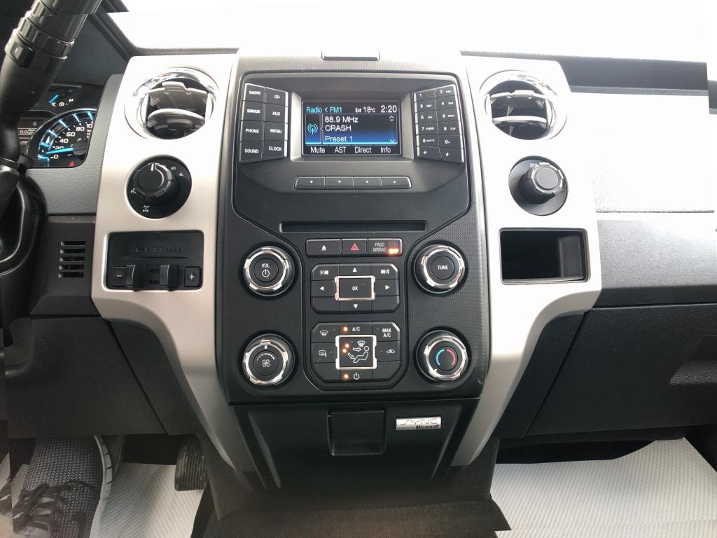 2013 Ford F-150 XLT Tuxedo Black, 3 5L V6 24V DOHC Twin