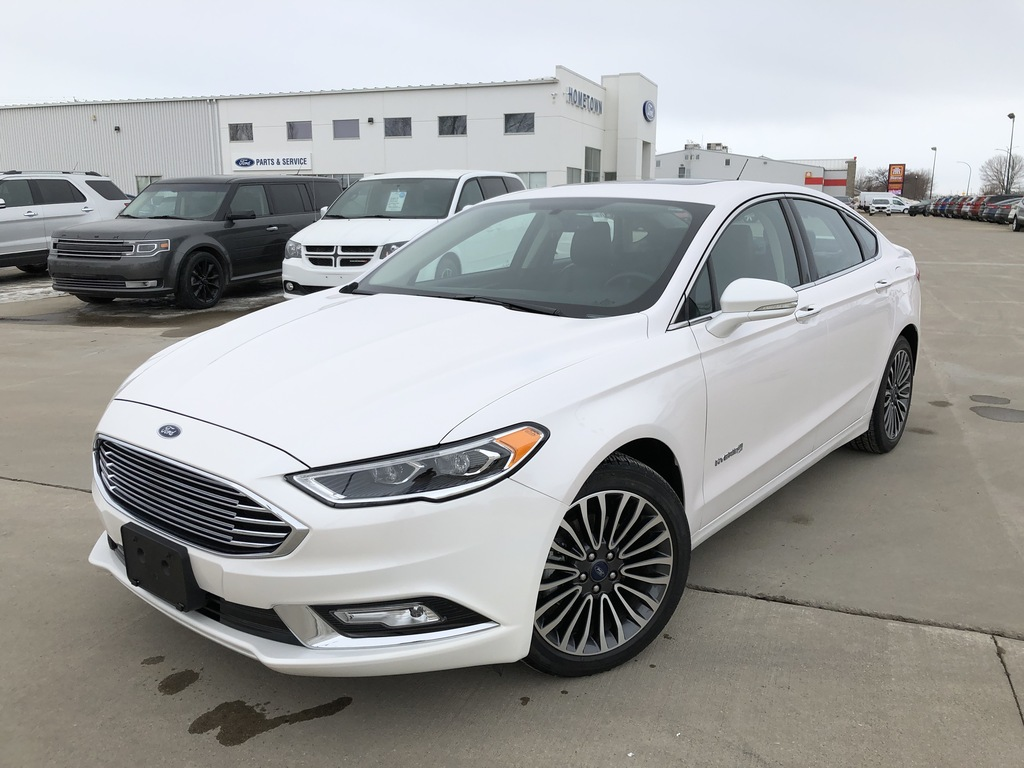 2018 Ford Fusion Hybrid Anium