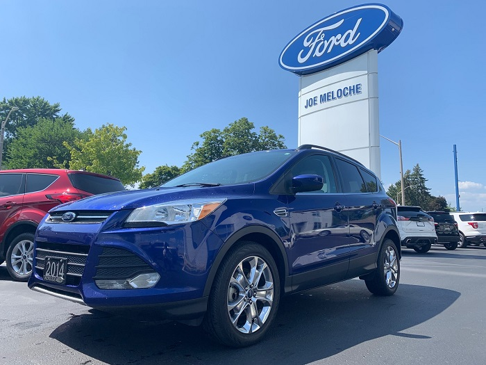 Used Cars, Trucks & SUVs for Sale in Amherstburg | Joe Meloche Ford
