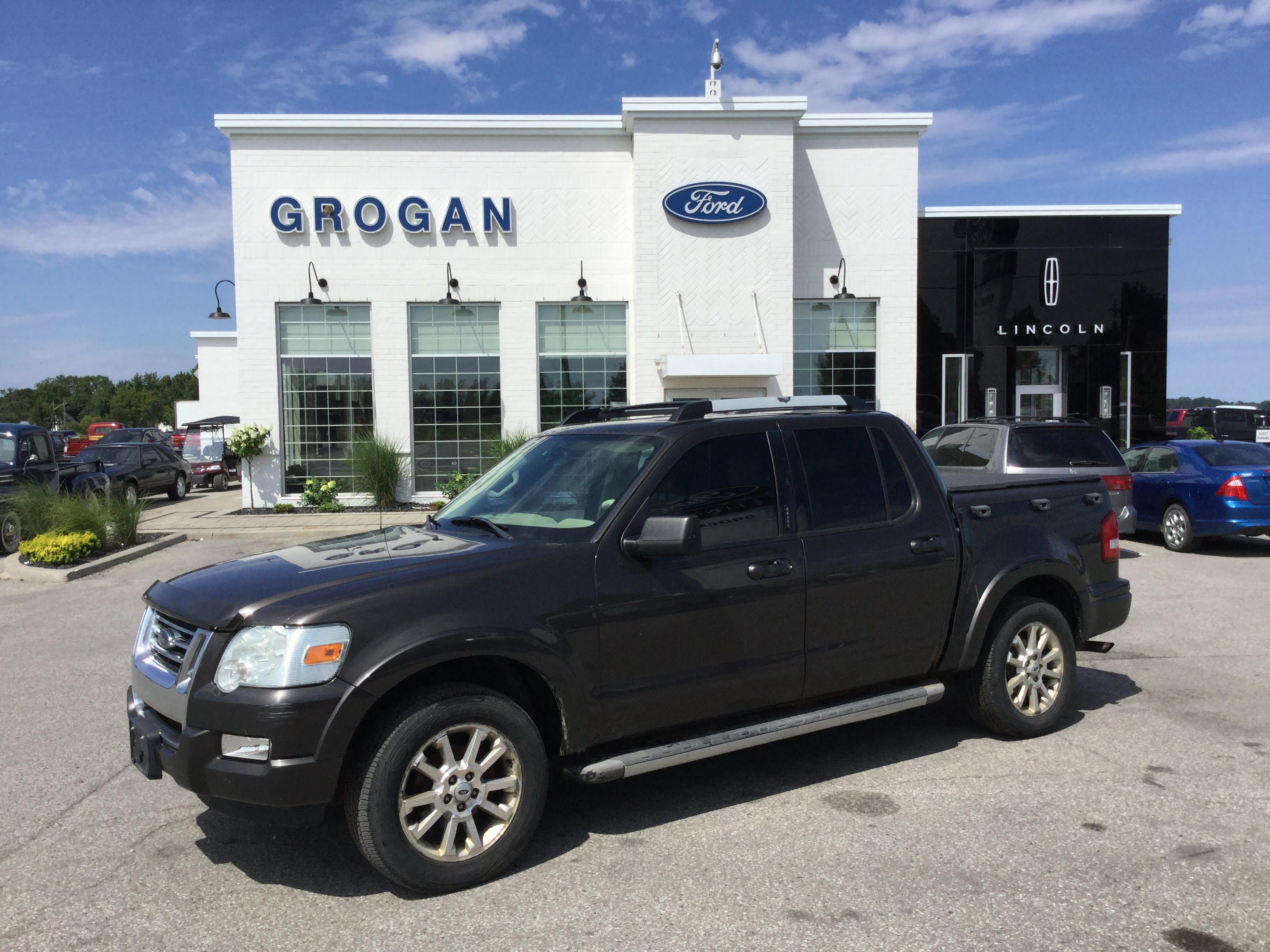 Wholesale Cars, Trucks & SUVs for Sale in | Grogan Ford Lincoln
