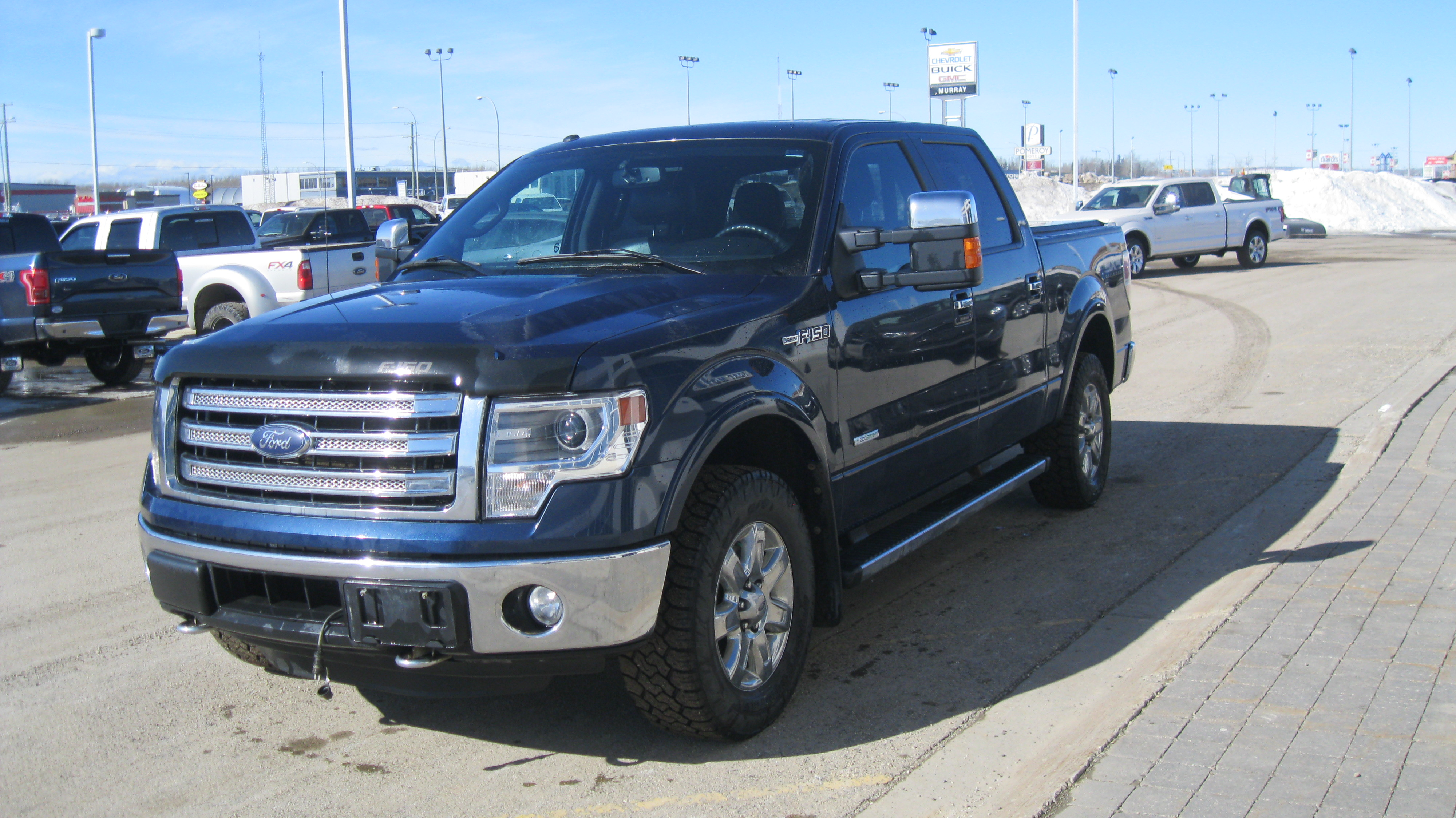 Used 2014 ford f 150