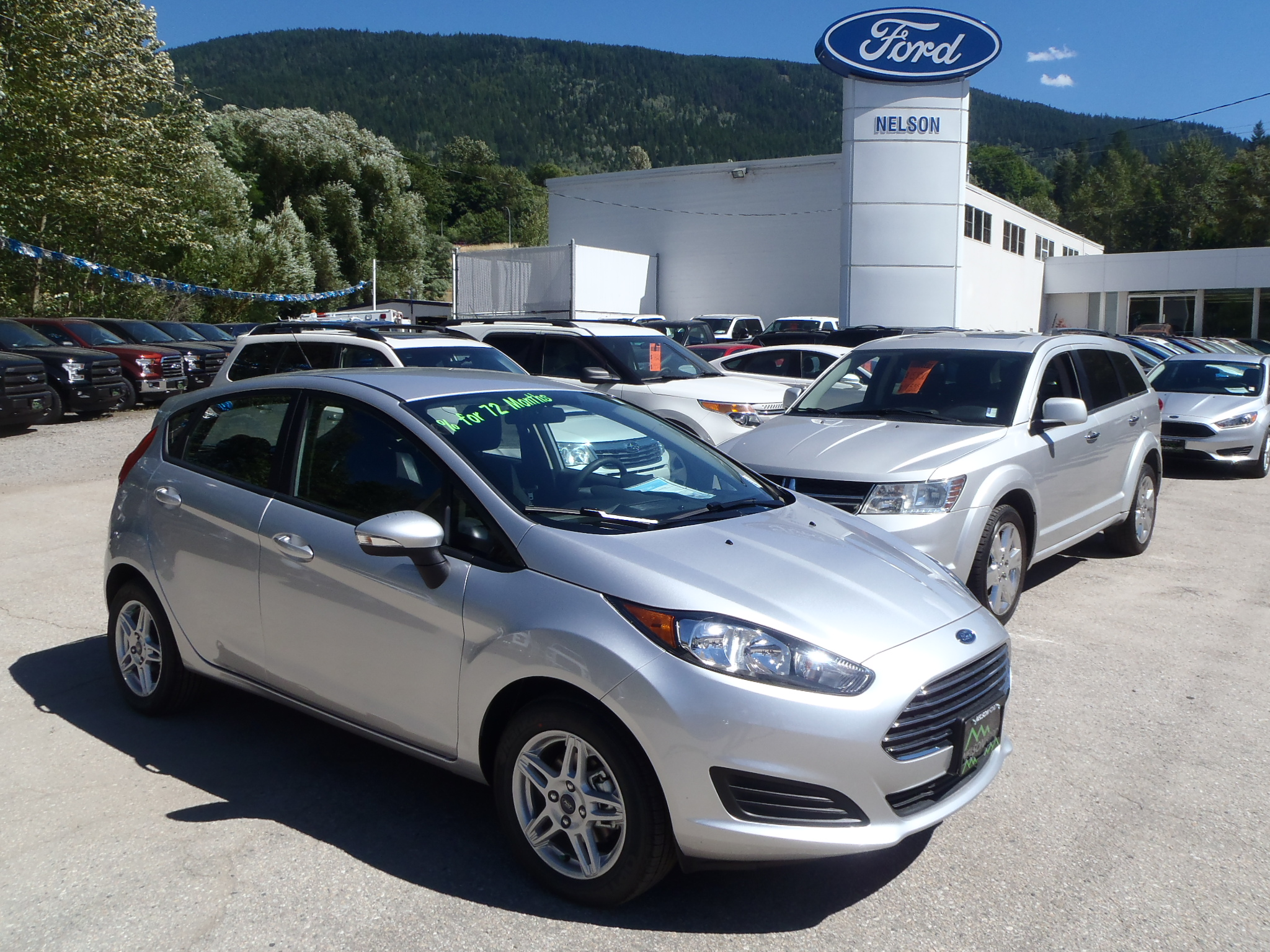 New Ford Vehicle for Sale in Nelson | Nelson Ford