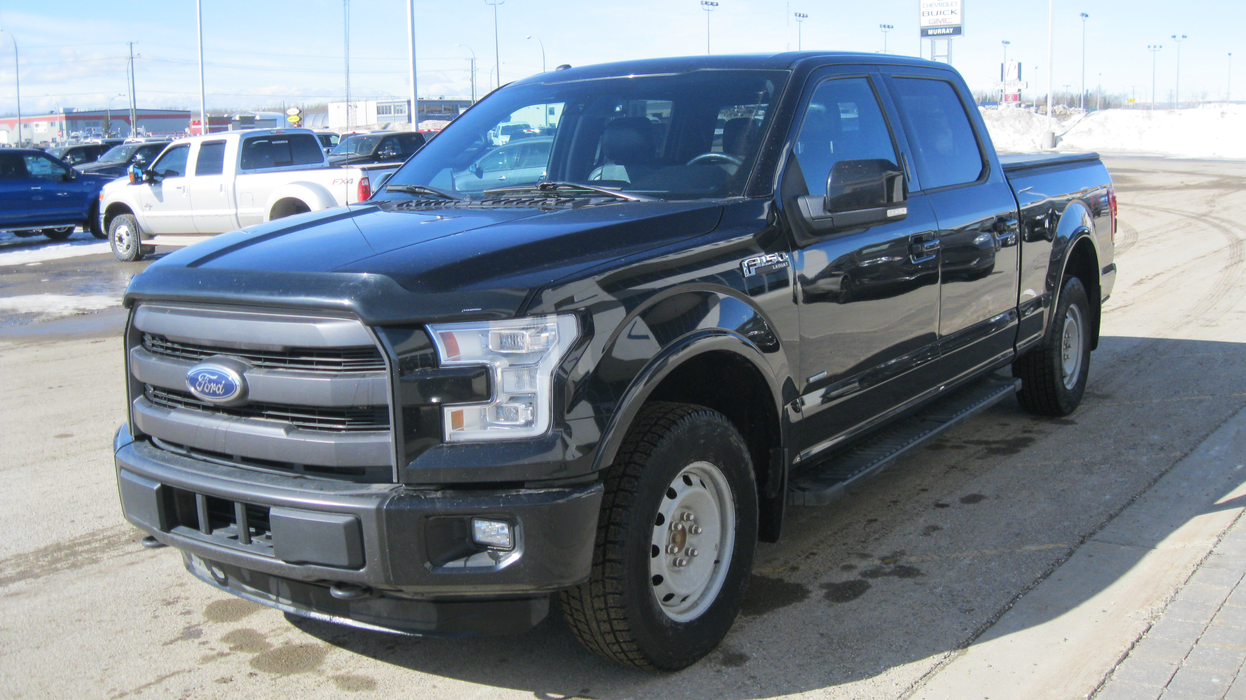 Used 2015 ford f 150