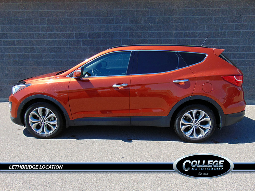 2014 Hyundai Santa Fe Sport - & Lethbridge Pre-Owned Vehicles  Lethbridge AB Area Used Car Dealer ... markmcfarlin.com