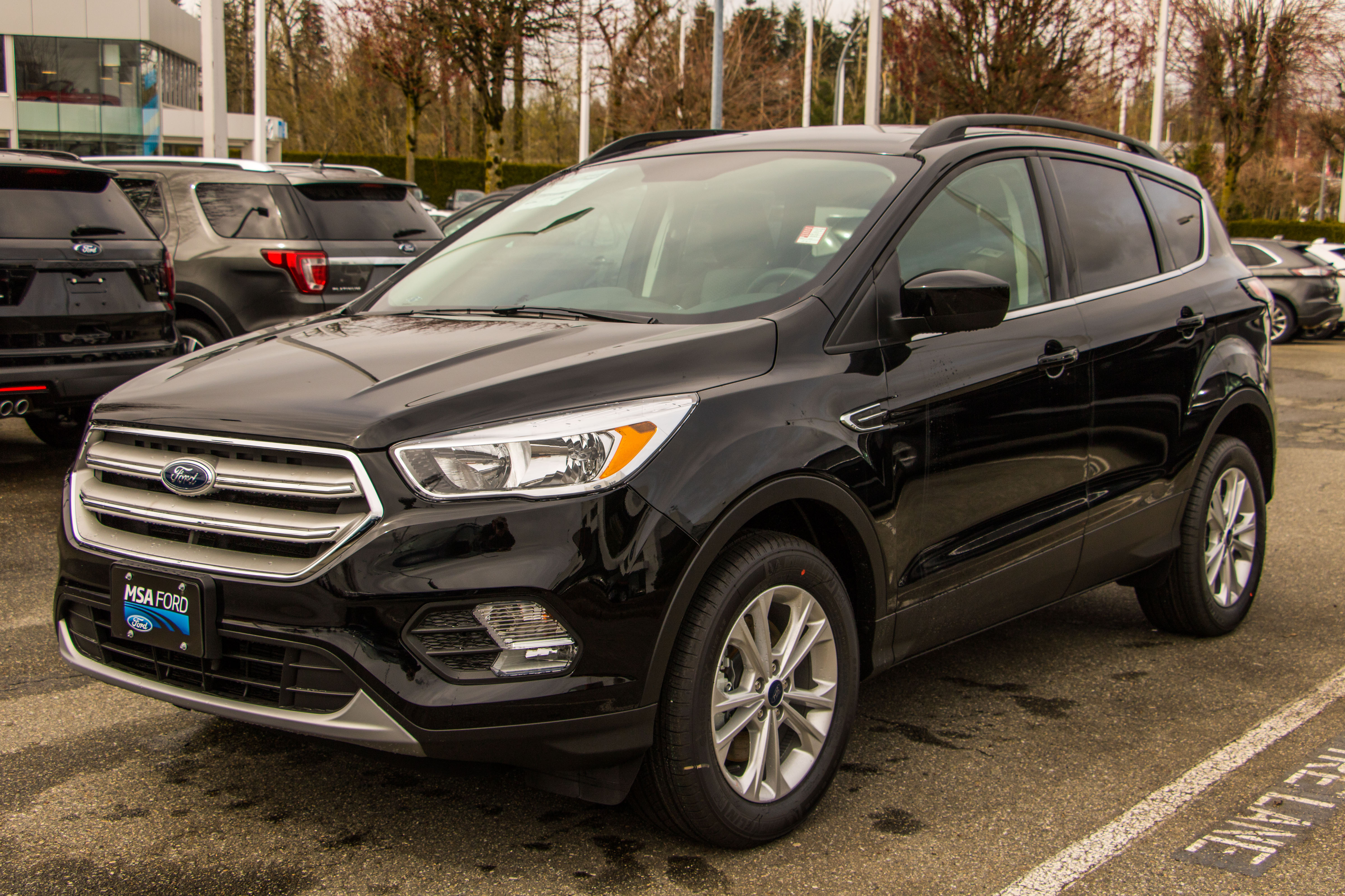 Build And Price Your New Ford Car Or Truck Mainland Ford >> New Vehicle Inventory Msa Ford Sales Abbotsford Bc