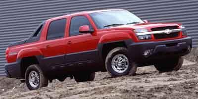 2004 Chevrolet Avalanche 1500 4WD Crew Cab