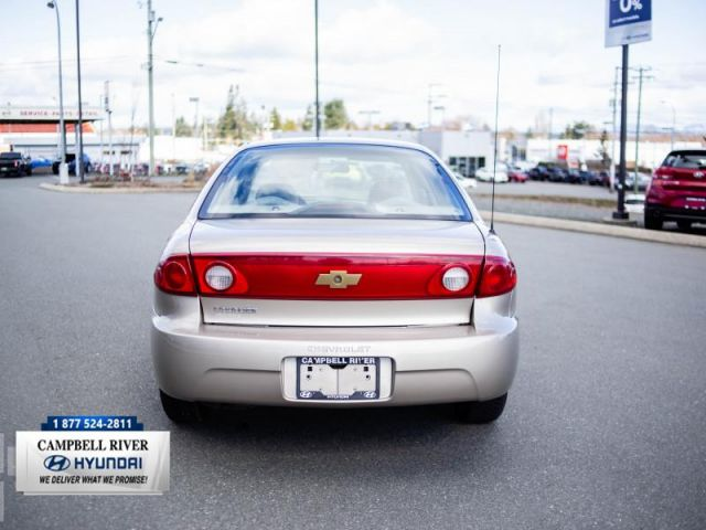 2005 Chevrolet Cavalier VL  Parts ONLY
