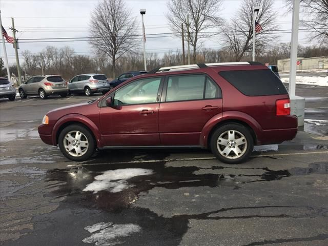 Used Ford Freestyle Limited Near Canton Nissan Of Canton - 2005 freestyle