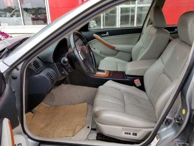 2005 INFINITI G35 x AWD Sedan