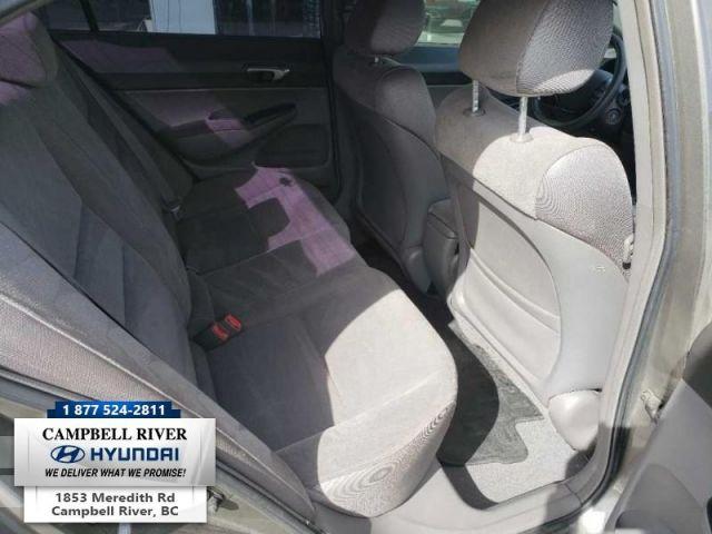 2007 Honda Civic Sedan CIVIC LX  after market back up camera