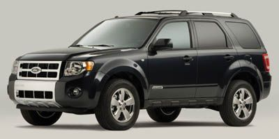 2008 Ford Escape 4WD V6 XLT