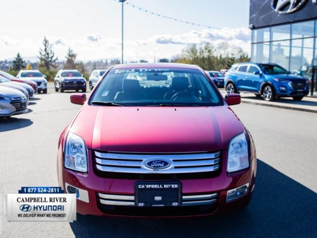2008 Ford Fusion FUSION SEL AWD  -  - Air - Cruise