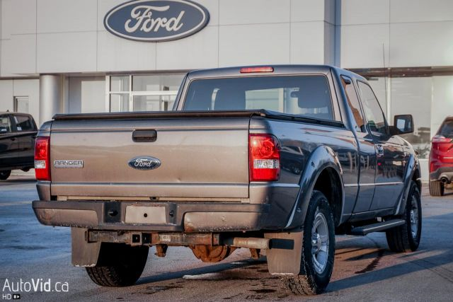 2010 Ford Ranger -one owner trade-low kms