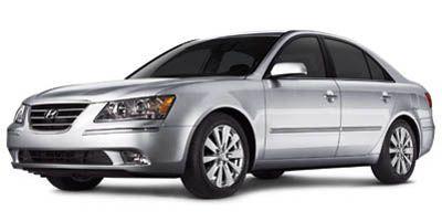2010 Hyundai Sonata Sedan V6 Automatic