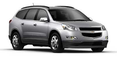 2011 Chevrolet Traverse FWD 1LT