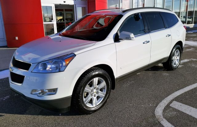 2011 Chevrolet Traverse FWD 1LT Remote Start, Heated Seats