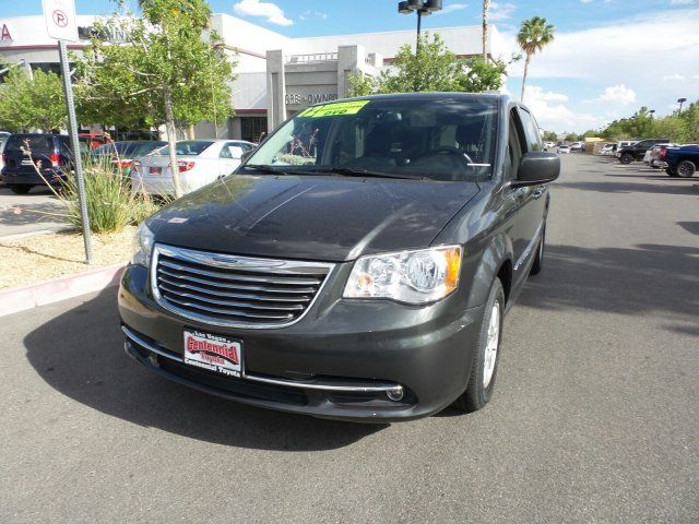 2012 chrysler town and country in las vegas nv centennial toyota. Cars Review. Best American Auto & Cars Review
