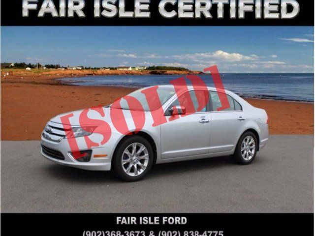 2012 Ford Fusion SEL Used, 55900 km, Charlottetown | Fair Isle ...