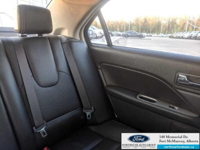 2012 Ford Fusion SEL 3.0L Heated Front Seats Moonroof Engine Block Heater