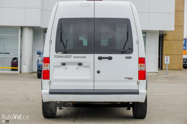 2012 Ford Transit Connect 114.6 XLT w/rear door glass