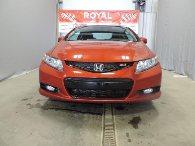 2012 Honda Civic Si Manual