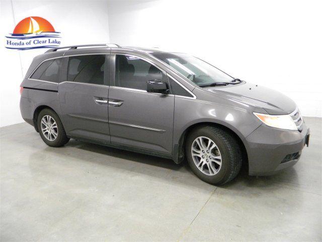 2012 Honda Odyssey For Sale >> 2012 Honda Odyssey For Sale In League City League City