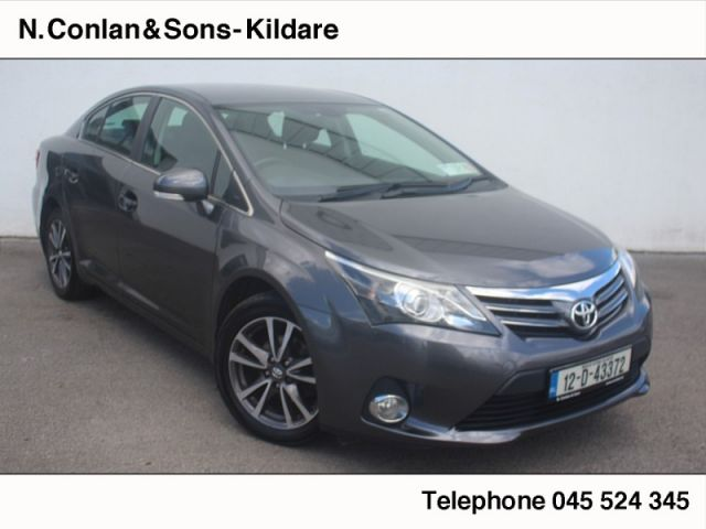 Used 2012 Toyota Avensis Avensis D4d Tr 4dr Near Rathangan Conlans
