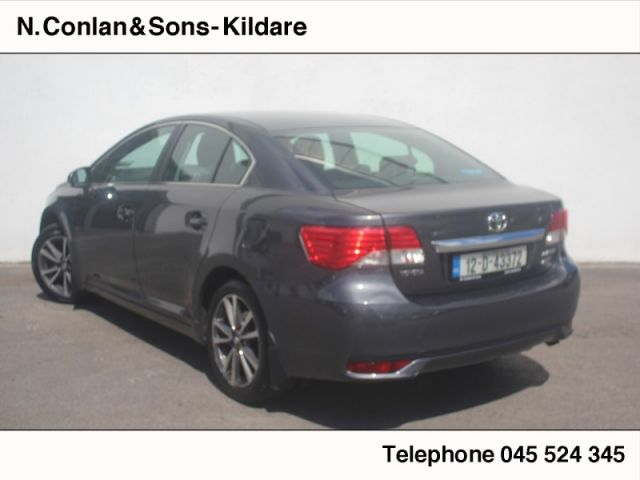 Used 2012 Toyota Avensis Avensis D4d Tr 4dr Near Conlans Peugeot