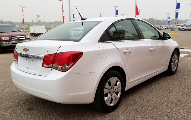 2013 Chevrolet Cruze Sedan LT Turbo w/1SA