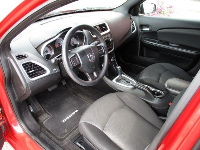 2013 Dodge Avenger Sedan