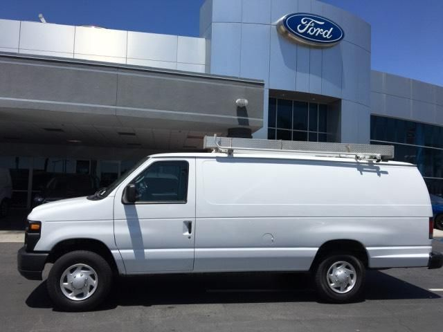 2013 Ford Econoline E-250 Ext Commercial